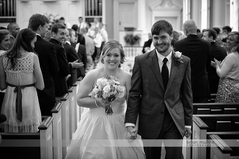 married at jones chapel raleigh