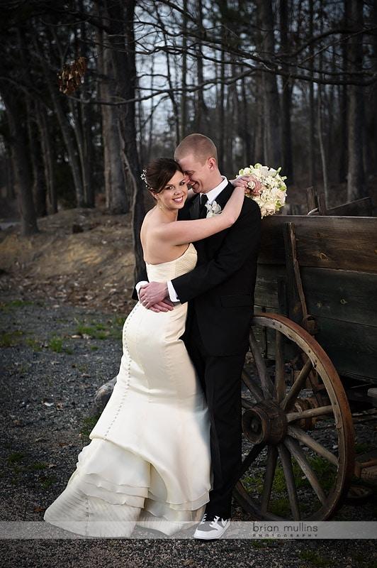 wedding at the angus barn