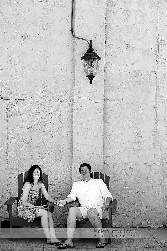 Wilmington NC engagement session