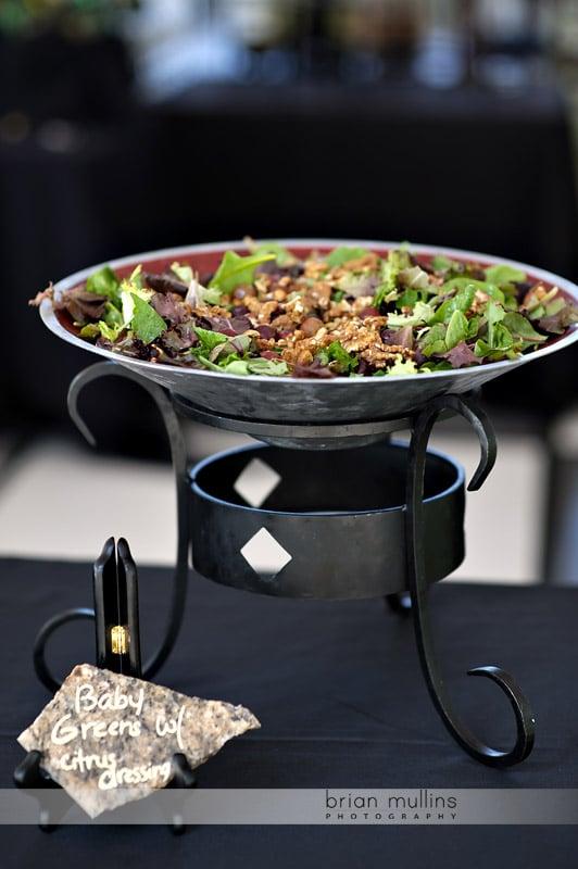 Highgrove catering