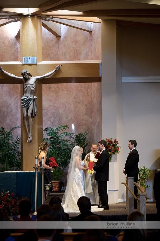 weddings at St Andrews Catholic Church