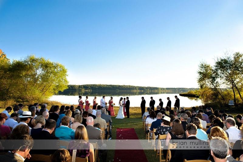 lake crabtree weddings