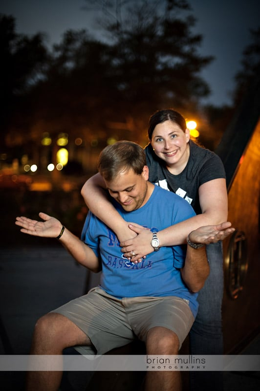 funny esession photos