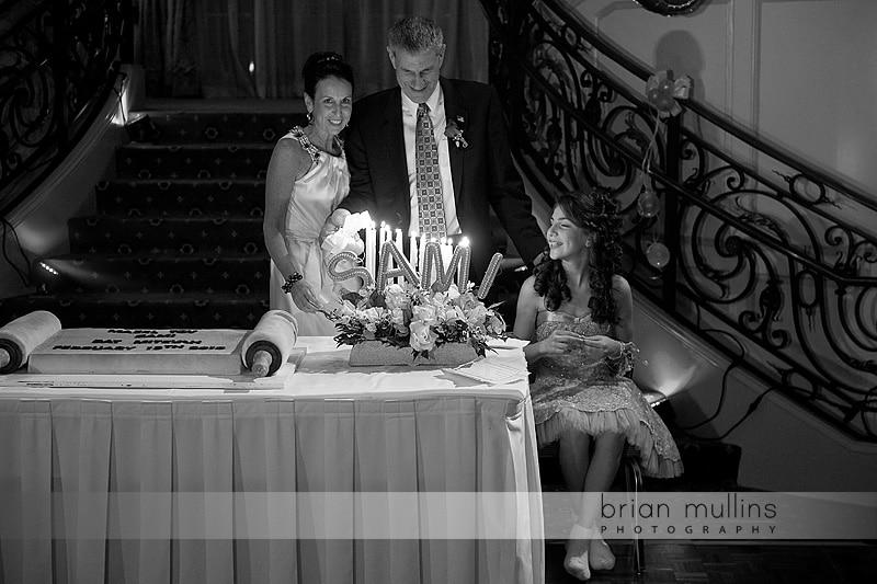 bat mitzvah candle lighting ceremony
