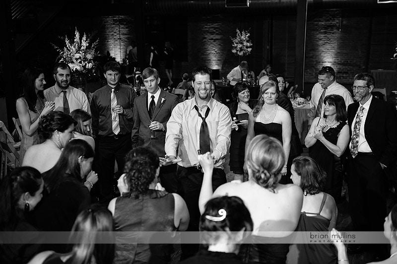 durham wedding reception