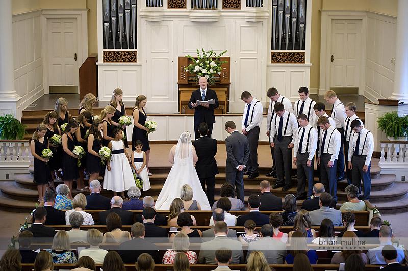 jones chapel meredith college ceremony