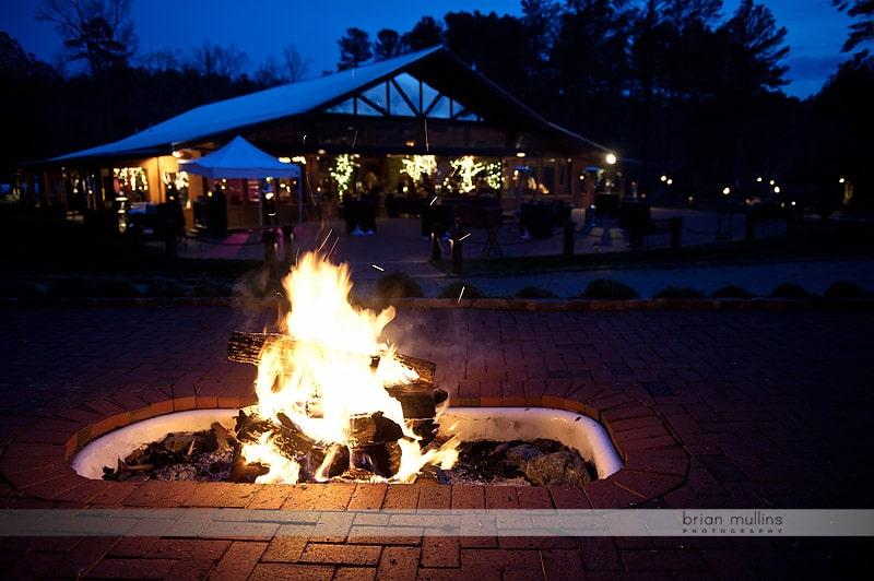 angus barn pavilion bonfire