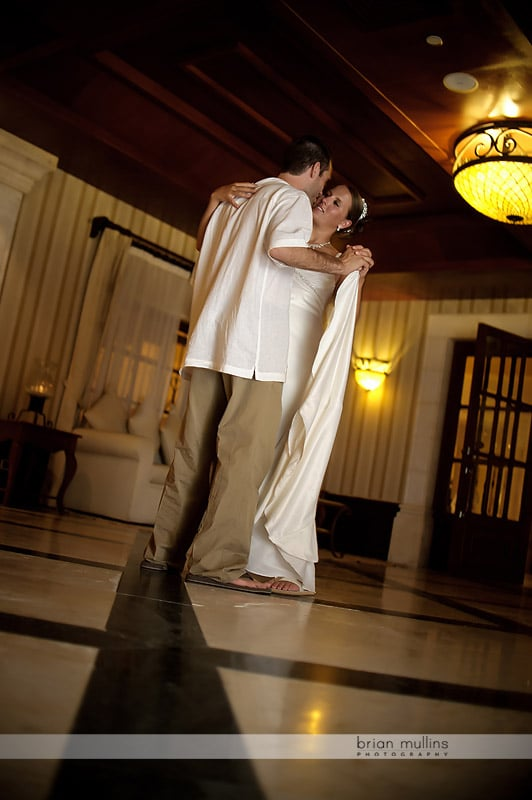 wedding at secrets capri