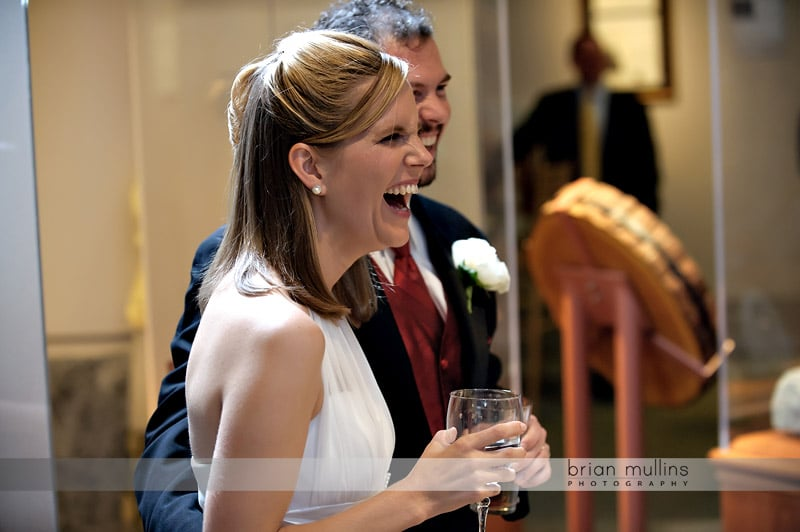 museum of natural sciences wedding toast