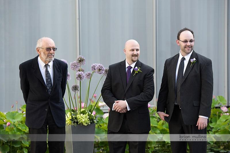 nc art museum wedding ceremony
