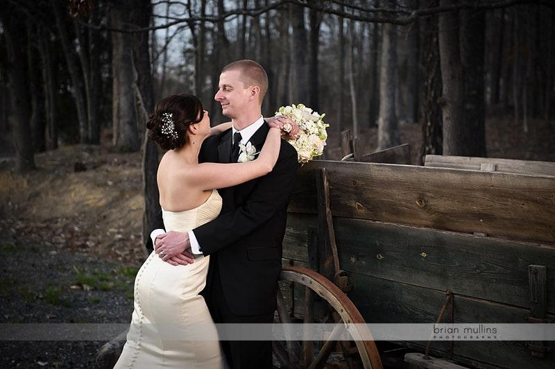 wedding at the angus barn pavilion