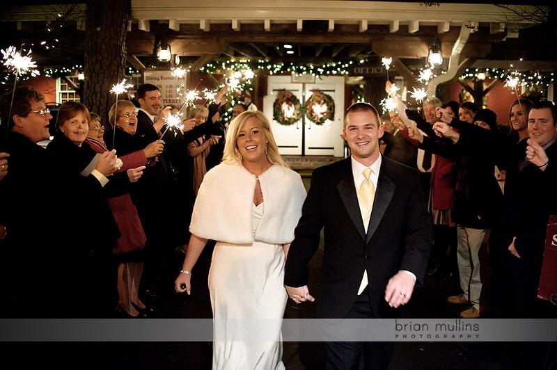 wedding at angus barn wine cellar