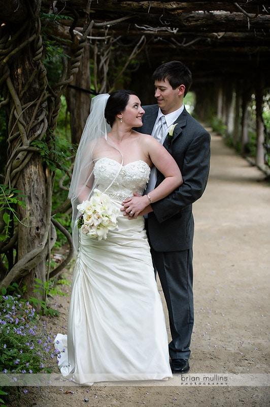 coker arboretum wedding pictures