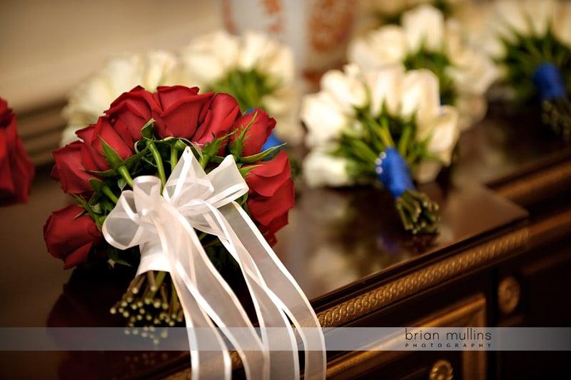 dogwood tree bridal bouquet