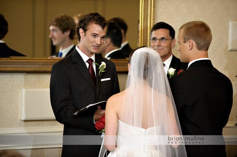 wedding at washington duke inn