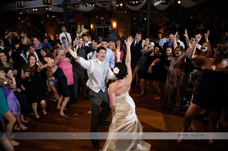 Bay 7 wedding