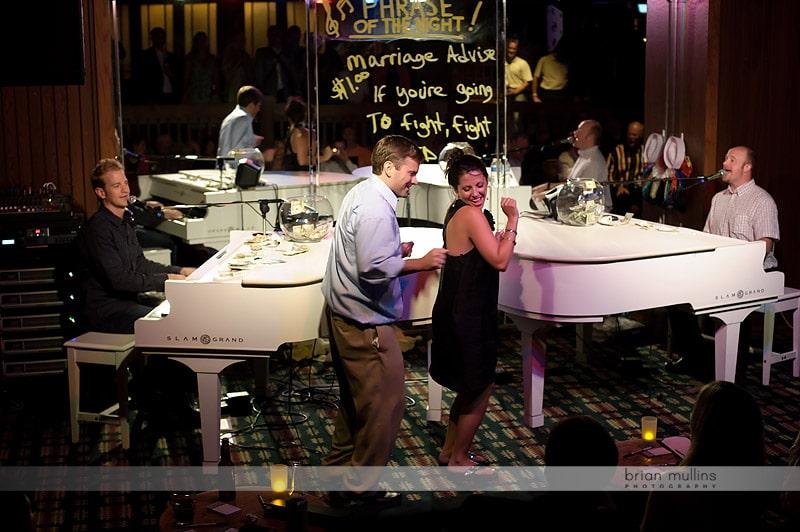 grove park inn dueling piano bar