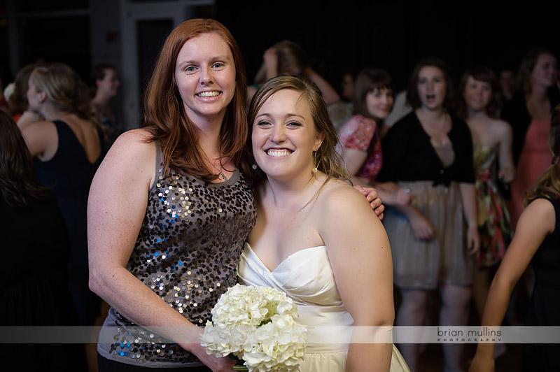 wedding bouquet catcher