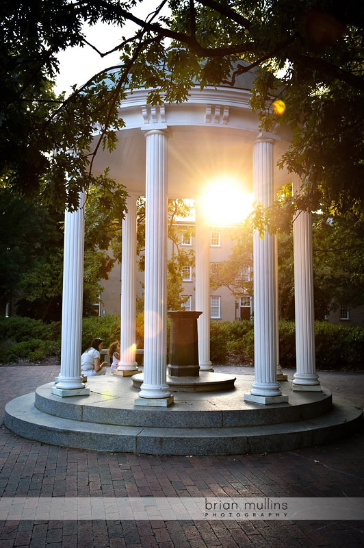 Old Well UNC Campus