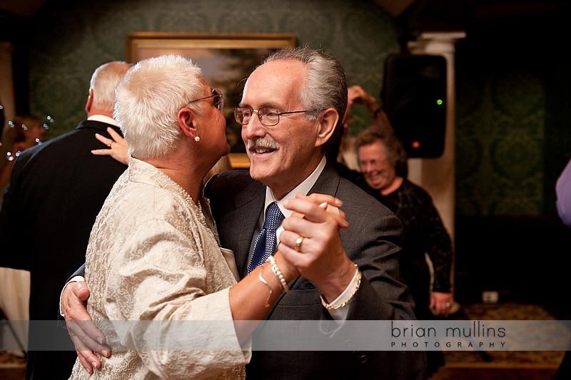 Raleigh wedding reception dancing - Cardinal Club