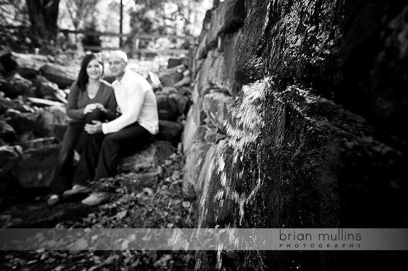 Engagement session in Raleigh NC