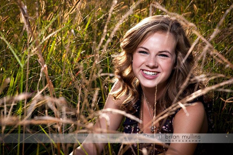 Raleigh Senior Portrait photos