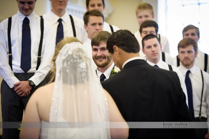 jones chapel wedding