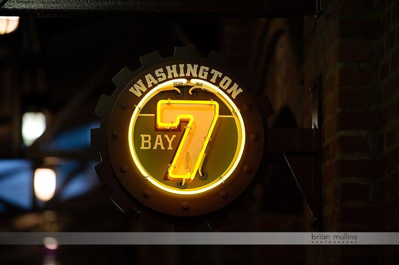 bay 7 sign