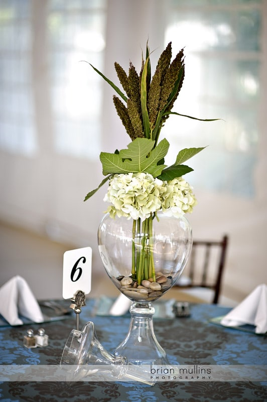Table of Contents Centerpiece