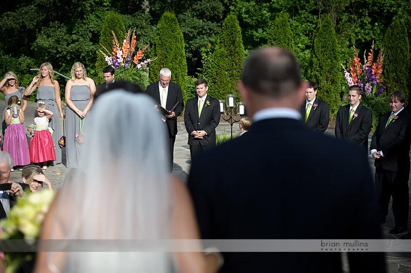 weddings at the NC Arboretum