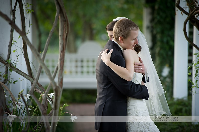 photo of fearrington village wedding