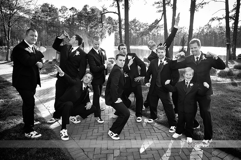 funny wedding formal