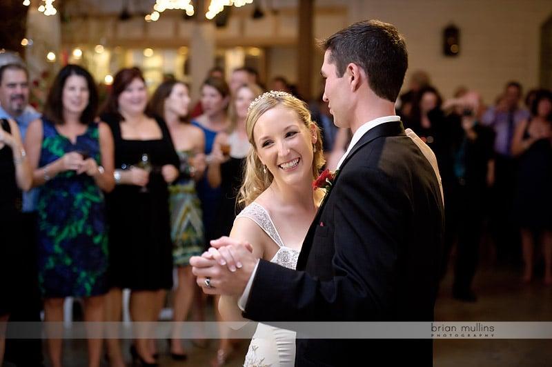 wedding receptions at Fearrington Village