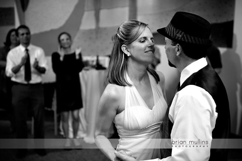 last dance at museum of natural sciences wedding