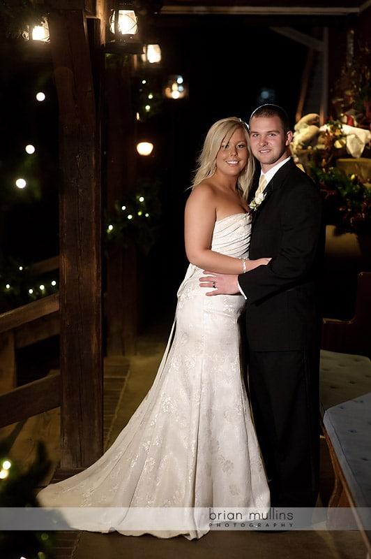 wedding portraits at angus barn