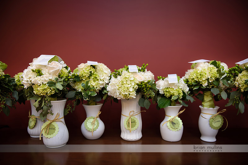 raleigh wedding bouquets