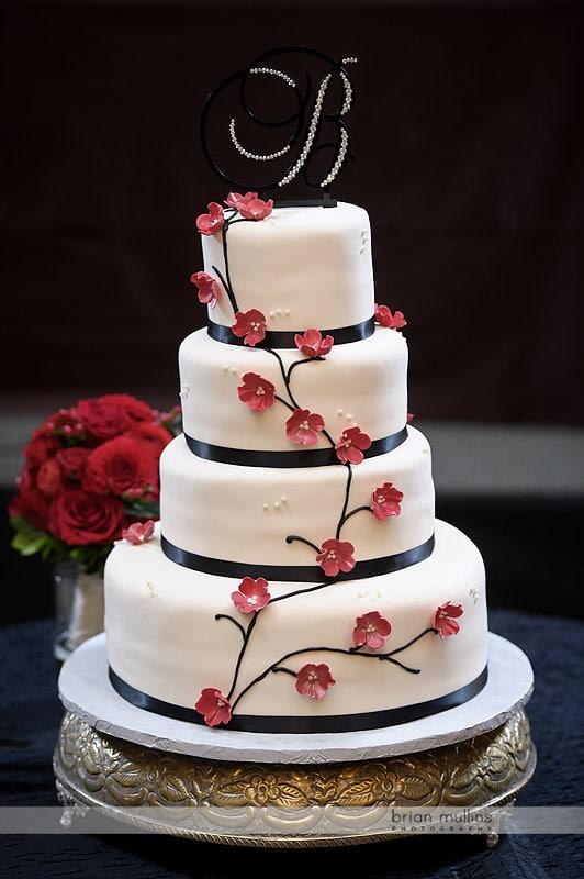 fearrington village wedding cake