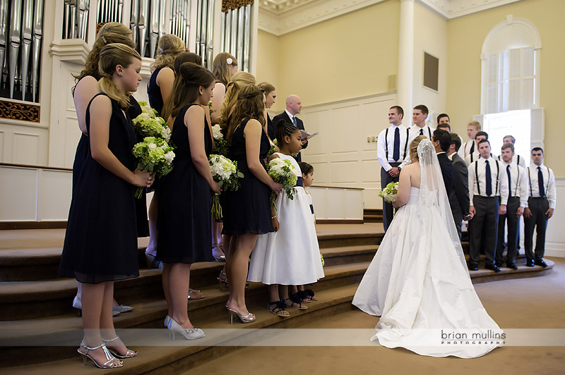 getting married at jones chapel raleigh