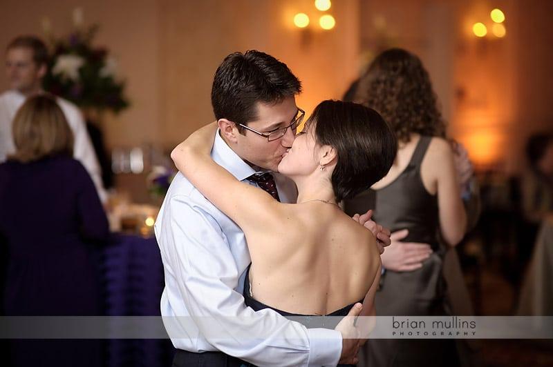 washington duke inn wedding dancing