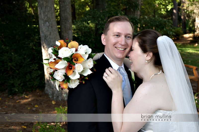wedding portraits at the umstead hotel