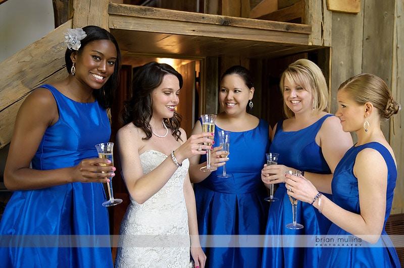bridesmaid toast