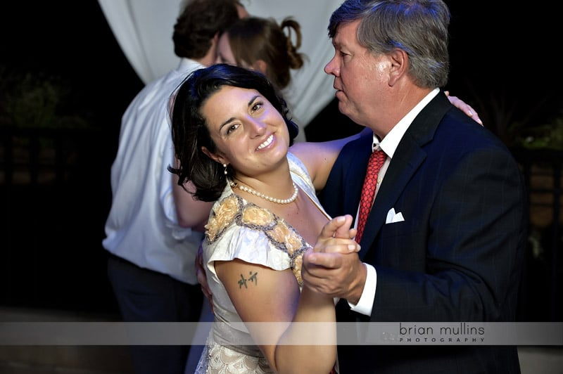 wedding receptions at old town club