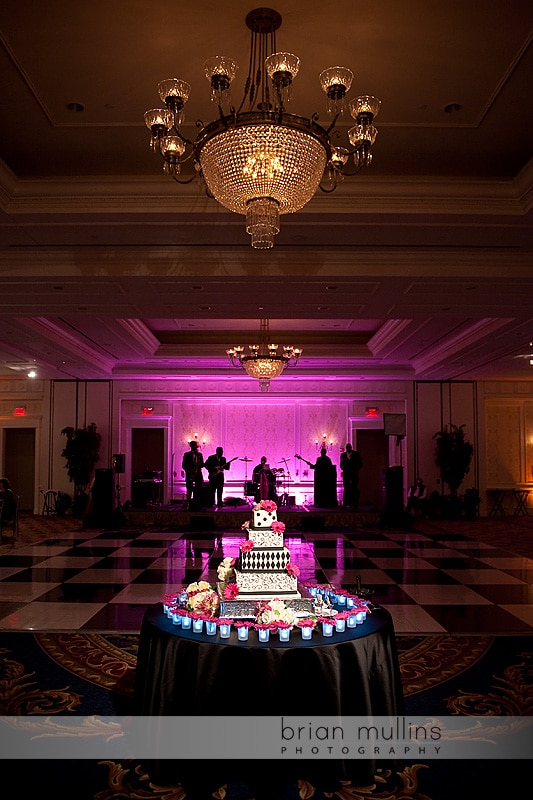 washington duke inn wedding reception