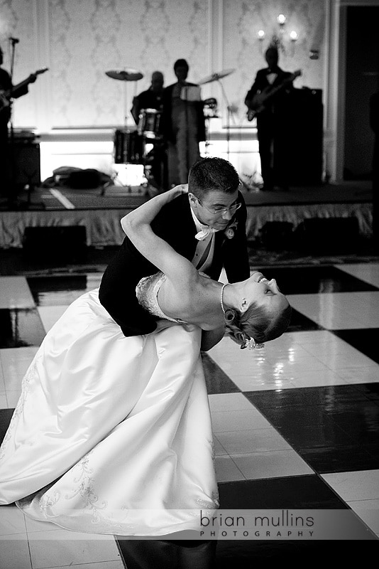 first dance at the washington duke inn