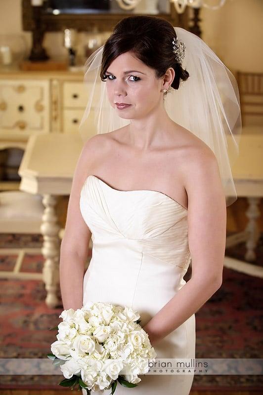 highgrove bridal portrait