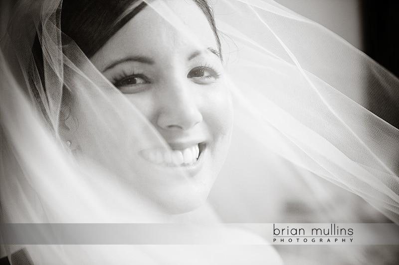 bridal portrait - Raleigh photographer