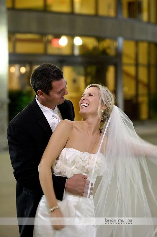 Raleigh Wedding Portrait