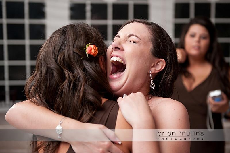 wedding reception at the Highgrove - Brian Mullins Photography