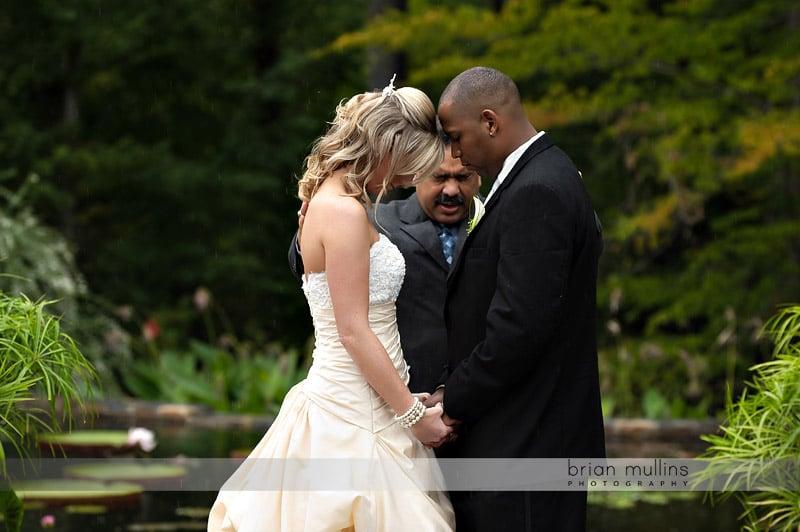 duek gardens wedding ceremony