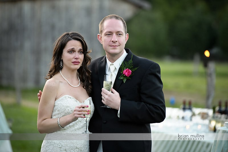emotional wedding day speech